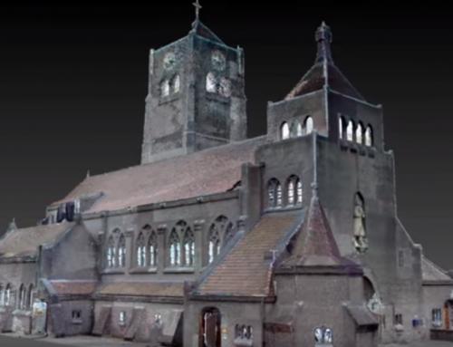 Unieke 3D beelden van de Spoordonkse Kerk