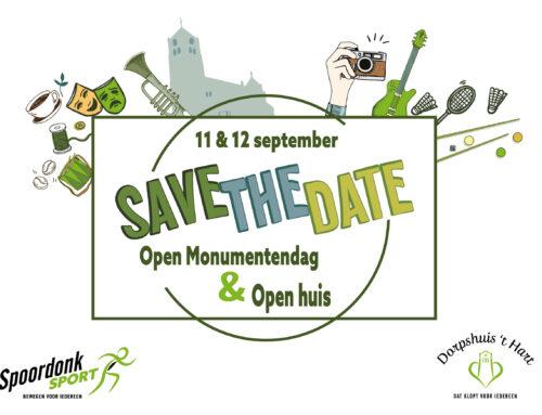 Open Monumentendag & Open huis